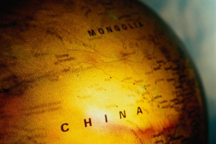 China, el país donde el confucianismo y el taoísmo se originaron.