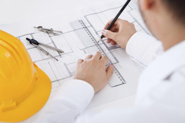 Un arquitecto.
