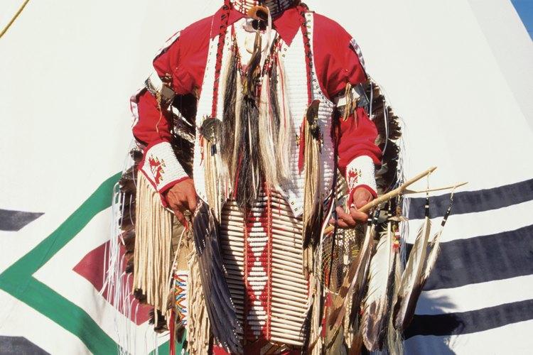 Los guías espirituales de los nativos americanos son mediadores entre el mundo espiritual y el ser humano.