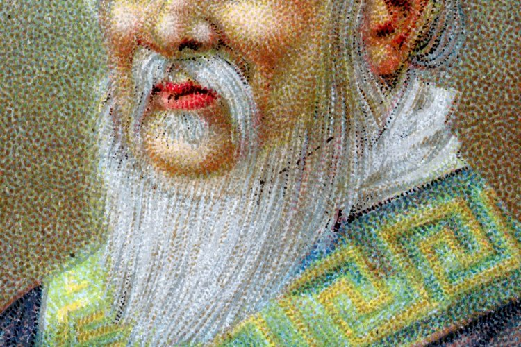Confucio, un filósofo chino, enseñó la ética, la armonía y el orden en las relaciones humanas.