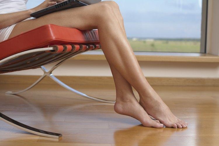 Una depiladora puede mantener tus piernas sin vello durante 3 semanas.