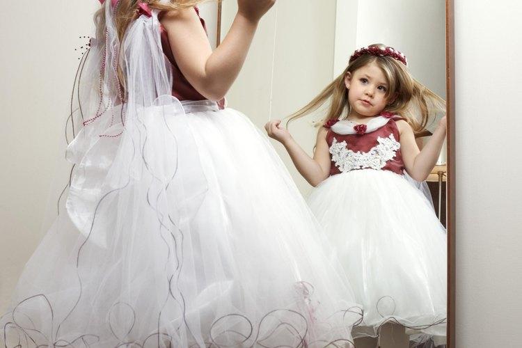 Qué buscan los jueces en los concursos de belleza para niños pequeños.