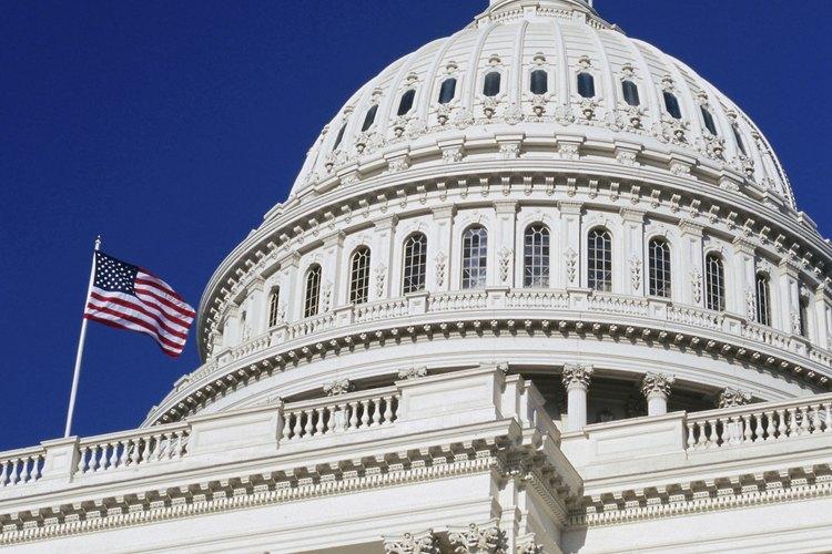 El gobierno de Estados Unidos consiste en diferentes poderes y niveles.