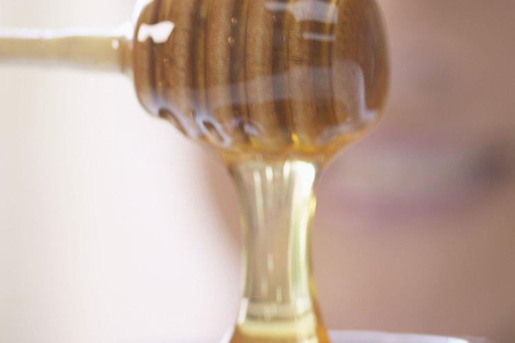 La miel es un humectante y un alimento prebiótico, promoviendo a la microflora benéfica.