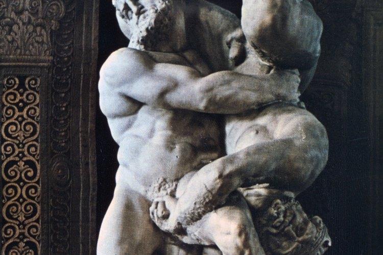 Hércules es un popular personaje griego.