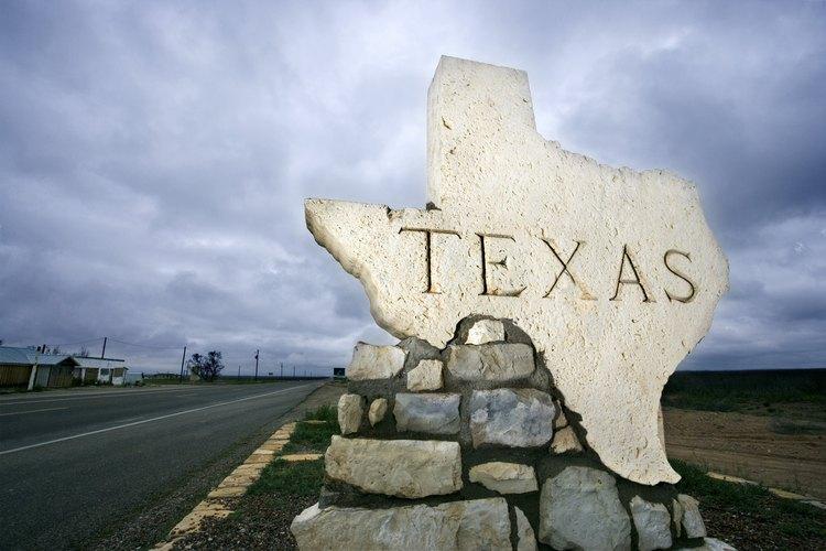 Texas se separó de México en 1836.
