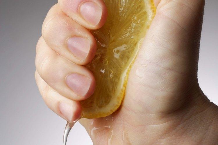El extracto de limón es un modo natural de librarse de las pulgas.