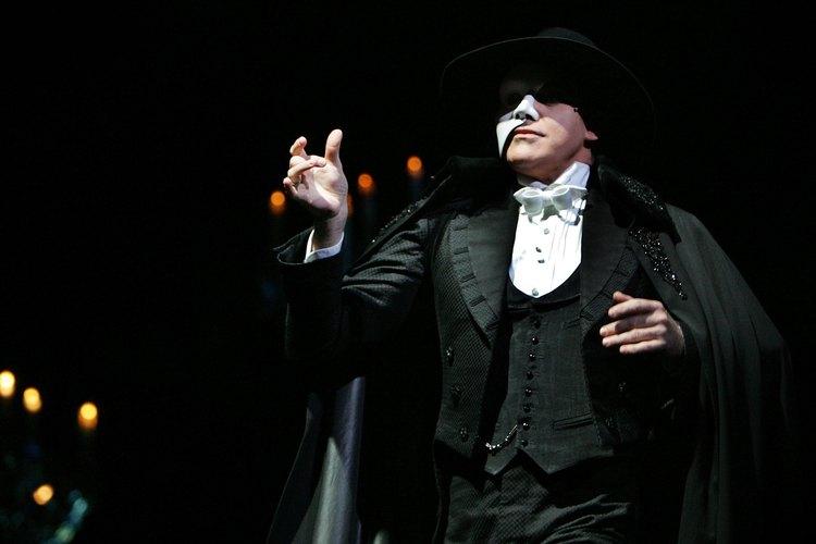 El Fantasma de la Ópera.