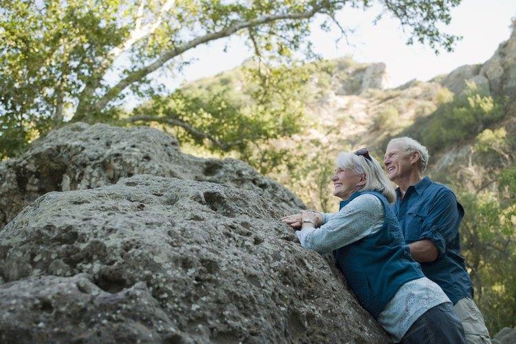 Con ingenio, una roca de gran tamaño se puede mover sólo por la fuerza muscular.