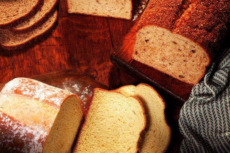 Haz tu comida memorable con pan casero.