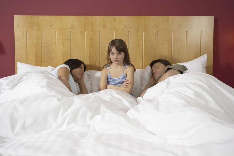 Cuando los niños no duermen, afecta a toda la familia.