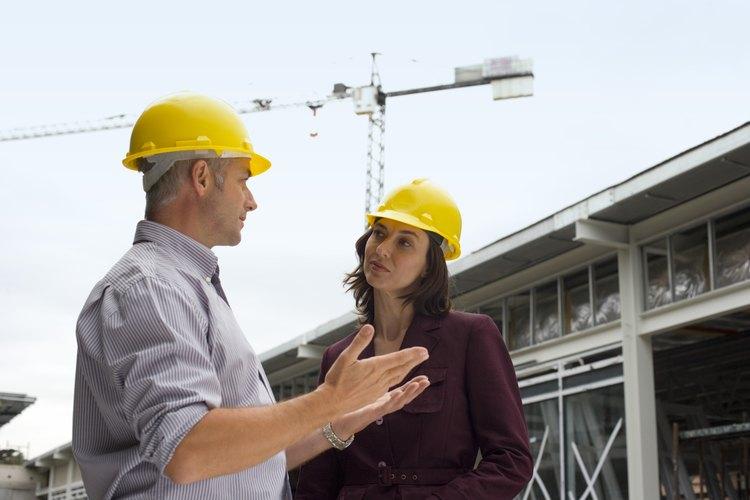 Los ingenieros civiles aventureros pueden tomar posiciones de consultoría internacionales.