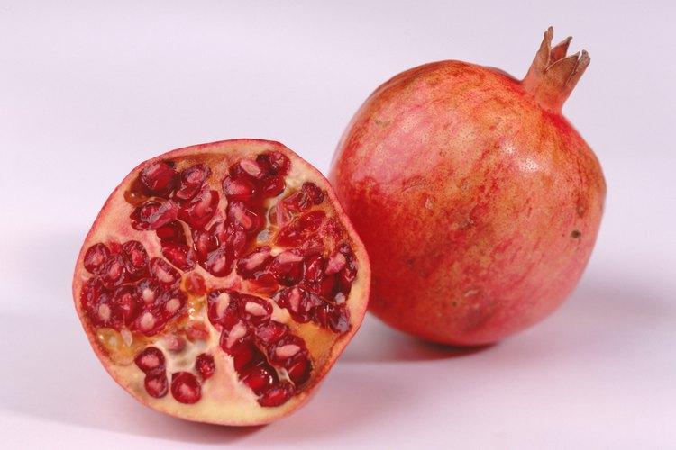 El fruto es agridulce.