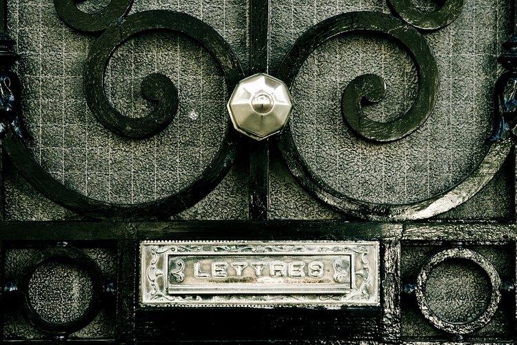 C mo hacer una puerta de hierro ornamental for Como hacer una puerta de metal