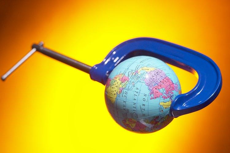Calibración hipotética del planeta, que está superpoblado.