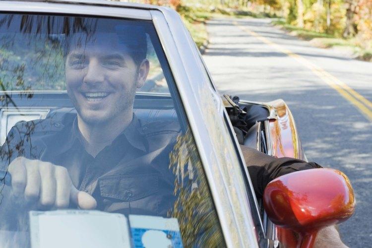 Tendrás que repetir todo el proceso de solicitud si no apruebas el examen de conducir tres veces seguidas.
