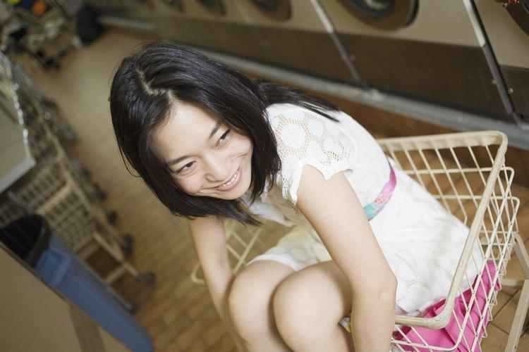 Las lavadoras GE pueden instalarse con una secadora de distintas maneras.
