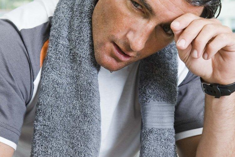 La sudoración excesiva puede ser un problema embarazoso.