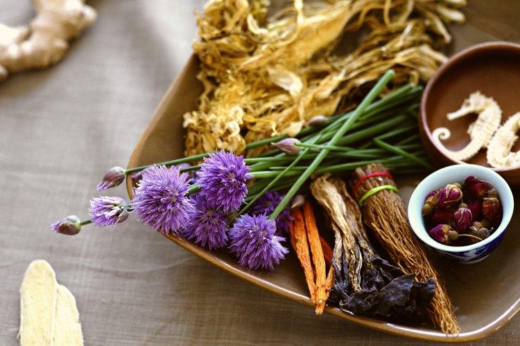 Las hierbas nos proveen de muchas soluciones para recuperar la salud.