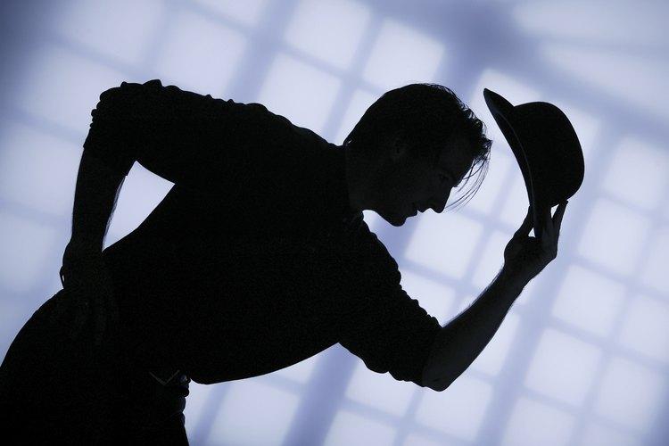 Los sombreros son un accesorio clásico en el estilo de Michael Jackson.