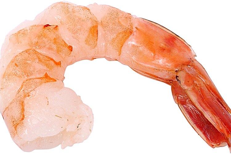 Los langostinos pertenecen a la familia de los crustáceos.