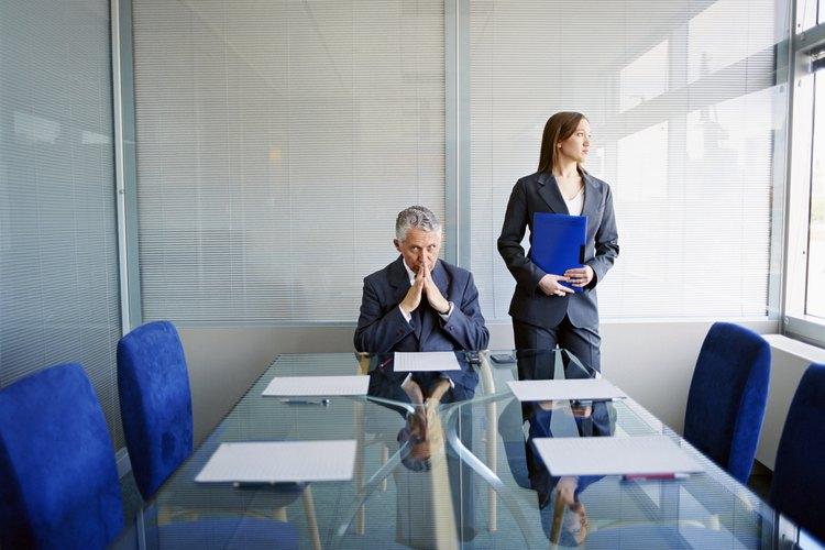 Los empleos ejecutivos son generalmente bien pagados.