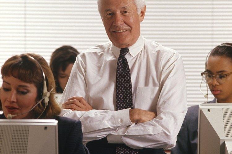 Los ejecutivos de cuenta de empresa son altos ejecutivos de ventas corporativas.