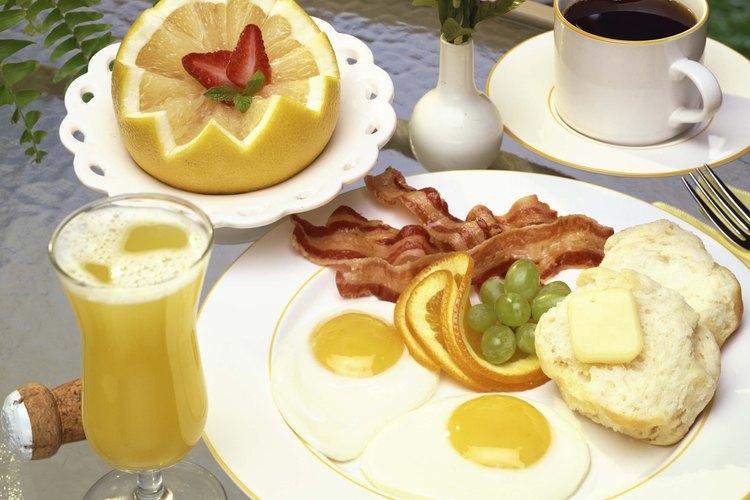 Las bodas con desyuno o almuerzos ligeros son más económicas y diferentes a las bodas con cena.