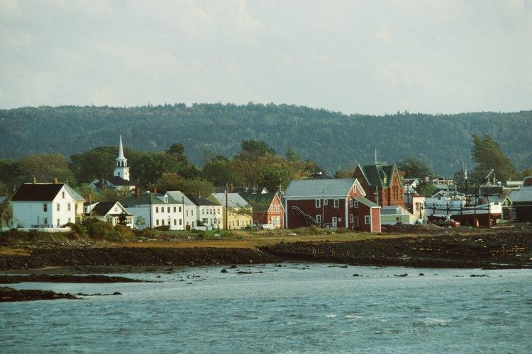 La larga historia de Maryland se lava en sus costas rocosas, lista para ser recolectada.