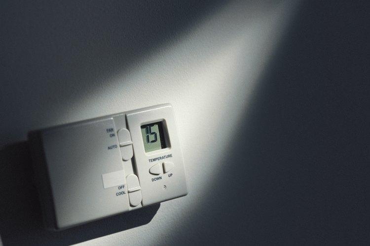 La temperatura en tu hogar puede afectar la cantidad de electricidad que ocupa tu acondicionador de aire.