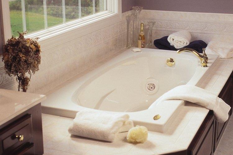 Las chinches a menudo se encuentran en baños que colindan con habitaciones.