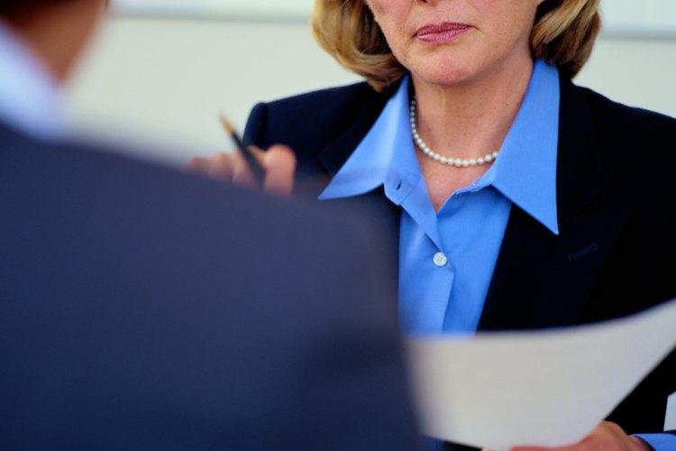 Lo que el entrevistador quiere es que hables acerca de tus habilidades de resolución de conflictos.