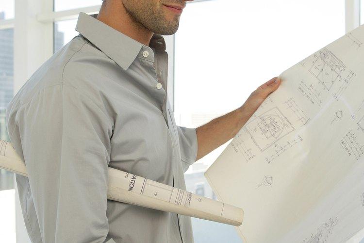 El aumento en la demanda de arquitectos significa continuo buen sueldo.