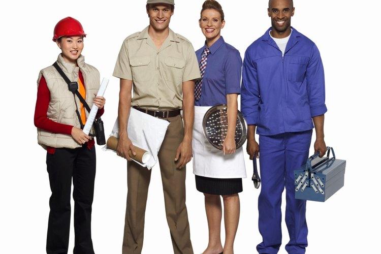 Los sindicatos representan a los trabajadores ante el sector patronal.