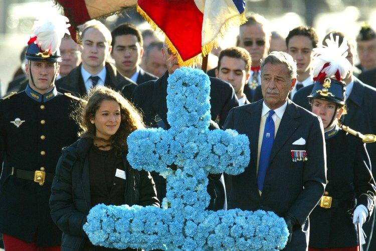 La Cruz de Lorena todavía es usada hoy en día por el pueblo de Francia.