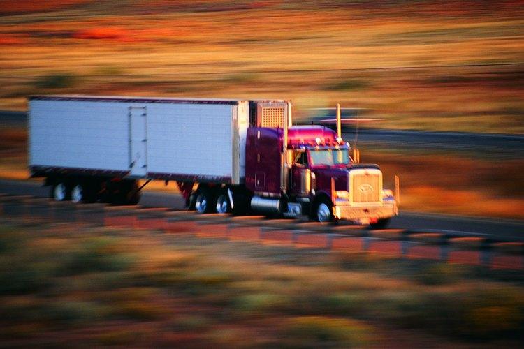 Capacitación para conductores de camiones con acoplado