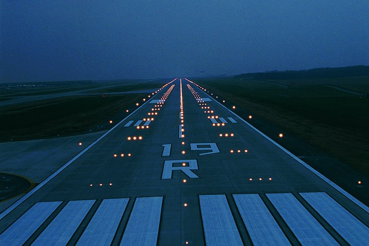 El aeropuerto de Ciudad de México es el más importante del país.