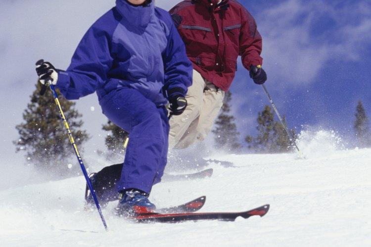 Ski Apache, cerca de Texas, es un destino favorito de esquiadores y snowboarders.