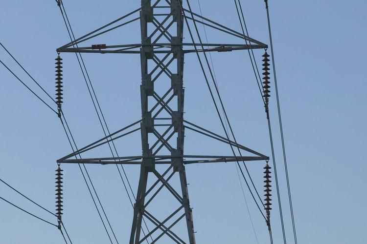 La mayoría de los metales son buenos conductores eléctricos.