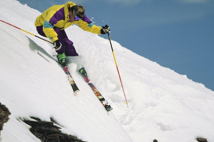 Vail es el centro de esquí de una sola montaña más grande de Estados Unidos.