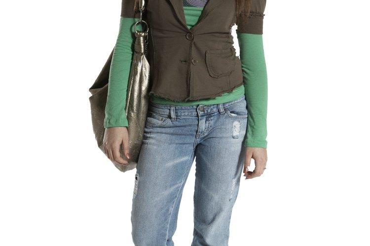 Tu adolescente puede querer vestirse más a la moda.