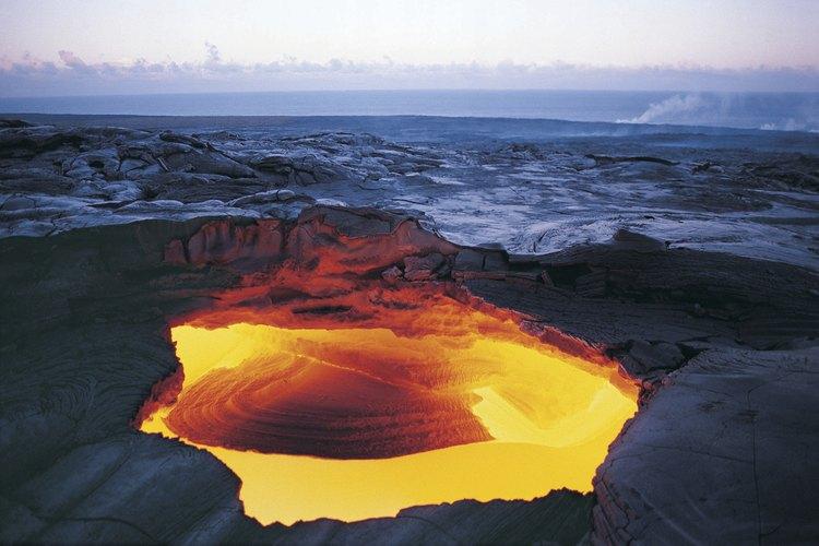 Palabras clave para entender las erupciones volcánicas