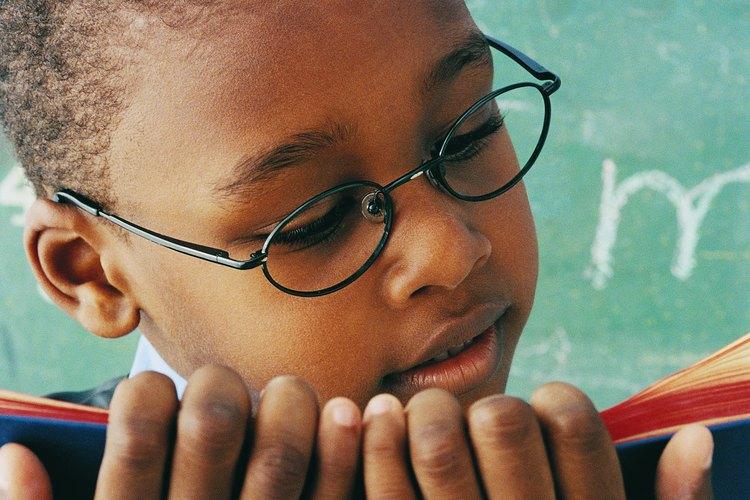 A la edad de ocho años un niño debería ser capaz de leer por placer.