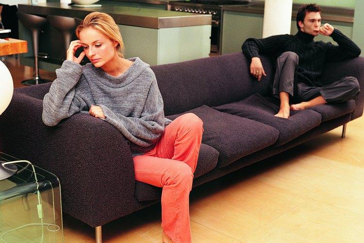 Las relaciones codependientes involucran individuos con baja autoestima.