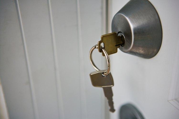 Incluso si has perdido las llaves, hay formas de entrar.