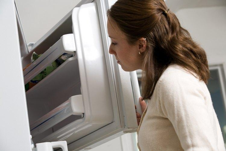 Un fuga de freón en tu congelador puede plantear un alto riesgo.