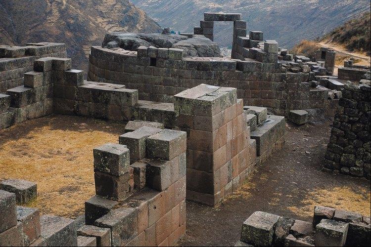 La tribu inca se rastrea hasta sus raíces peruanas.