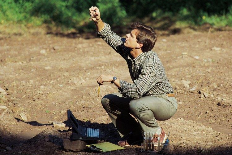 Estudia geología y recorre todos los terrenos del mundo.