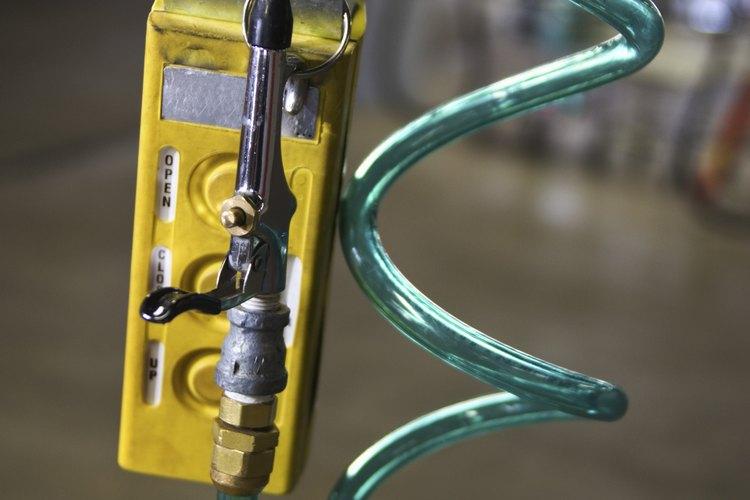Un sistema de compresor de aire es más que una manguera y un tanque.