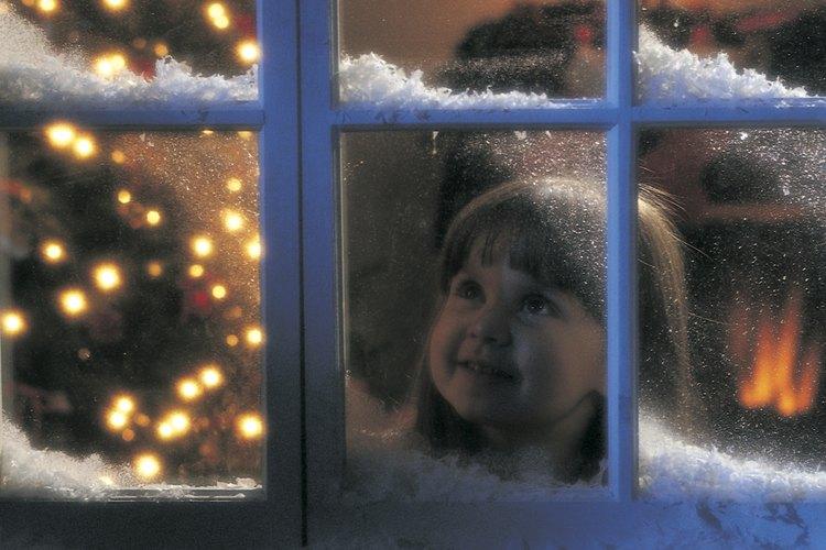 Las ventanas de vidrio han existido durante cientos de años.